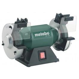 Dvoukotoučová bruska, 200 W, 125 mm, Metabo DS125
