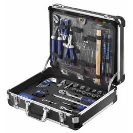 Sada servisního nářadí v kufru, 97-dílná, Tona Expert, E220104T