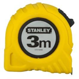 Svinovací metr, 3 m x 12,7 mm, Stanley, 1-30-487