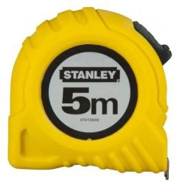 Svinovací metr, 5 m x 19 mm, Stanley, 1-30-497