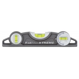 Torpedo - FatMax® Xtreme™ magnetická, 250 mm, STANLEY, 0-43-609