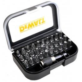 Sada bitů, 31-dílná, DeWalt, DT7944M