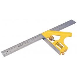 Multifunkční úhelník, 300 mm, STANLEY, 2-46-028