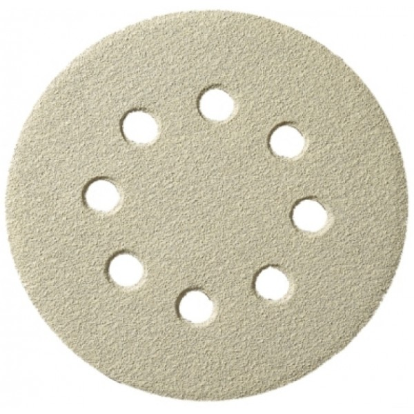 Brusný papír na suchý zip 125 mm, zrno 40, GLS5, PS33K, DPS33K125P40O5