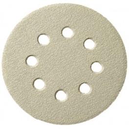 Brusný papír na suchý zip 125 mm, zrno 80, GLS5, PS33K, DPS33K125P80O5