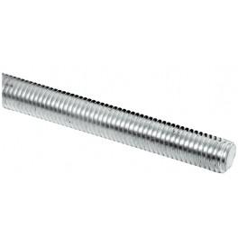Závitová tyč, M  8, 1000 mm, nerez A2, DIN 975, ZTM8N
