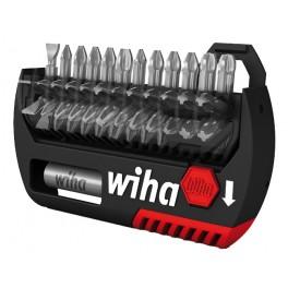 Sada bitů v pouzdře FlipSelector, 13-dílná, PH + PZ + Torx, Wiha, W39040