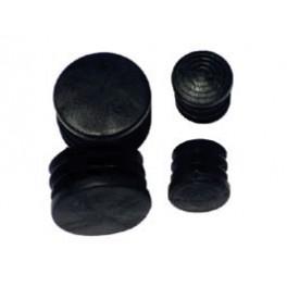 Záslepka na trubku, vroubkovaná, 25 mm, SP1833