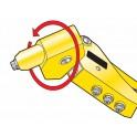 Nýtovací kleště s otočnou hlavou 6-MR77, Stanley, 6-MR77