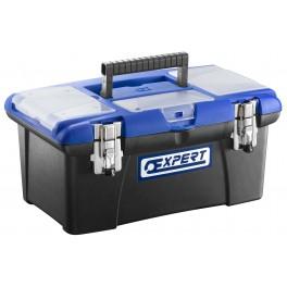 Kufr na nářadí, plastový, 410 mm, Expert, E010304T