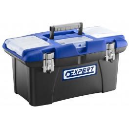 Kufr na nářadí, plastový, 490 mm, Expert, E010305T