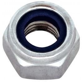 Matice pojistná, M 6 mm, DIN 985, nerez A2, MPO6N