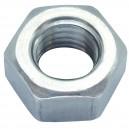 Matice přesná, DIN 934, zinek bílý, 8 mm, MPR8