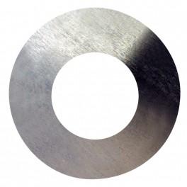 Podložka plochá, M 3, DIN 125, nerez A2, PPL3N