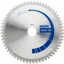 Pilový kotouč 250 x 30 mm, 80 zubů, Professional Aluminium, 10506836, Irwin, IPA250/80