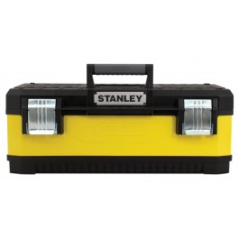 """Kovoplastový box na nářadí - žlutý, 49,7 x 29,3 x 22,2 cm, 20"""", Stanley, 1-95-612"""