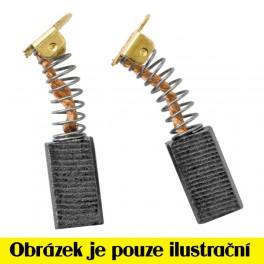 Uhlíky, sada 2 ks pro Narex EBU13A, Narex, 66627001
