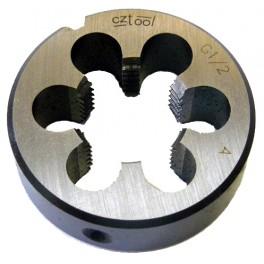 """Závitová kruhová čelist DIN EN 24 231, G 1/16"""", trubkový závit, nástrojová ocel, OG116"""