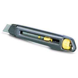Nůž Interlock, 18 mm, kovový, Stanley, 0-10-018