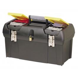 Box na nářadí, série 2000, s kovovými přezkami, 41,1 x 19,9 x 18,5 cm, Stanley, 1-92-065