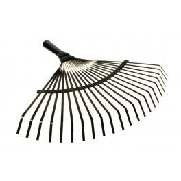Hrábě kovové, 450 mm, bez násady, lamelové, 45051
