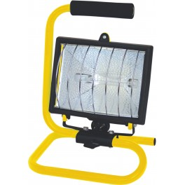 Stavební halogenové světlo, 500 W, F37601