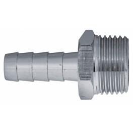 """Hadičník s vnějším závitem, 1/4"""",   8 mm, klíč 14 mm, max. 10 bar, PanSam, A535324"""