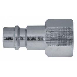 """Vsuvka k rychlospojce, vnitřní závit 1/4"""", spojka 1/4"""", klíč 16 mm, max. 10 bar, PanSam, A535310"""