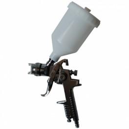 """Stříkací pistole, nádrž 0.6 l, 1/4"""", tryska 1.4 mm, PanSam, A533171"""