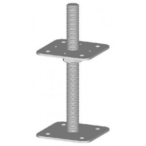 Patka dřevěného pilíře, 200 mm, PP200