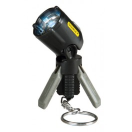 Mini svítilna s přívěškem na klíče, trojnožka, LED, Stanley, 0-95-113, T0-95-113