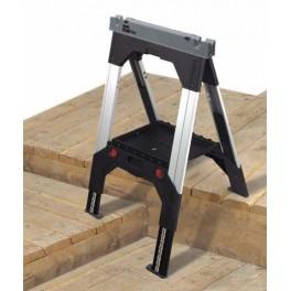 Kovový podstavec na řezání, 685 x 100 x 830 mm, 1 pár, FatMax®, Stanley, 1-92-980
