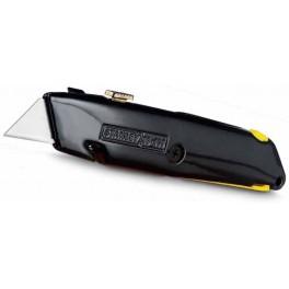 Kovový nůž se zasouvací čepelí, 160 mm, Stanley, 0-10-499