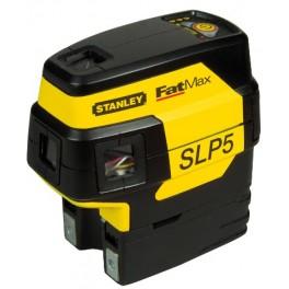 Samonivelační 5bodový laser, Stanley, 1-77-319