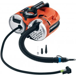 Kompresor, 11 bar, Black & Decker, ASI500