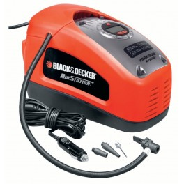 Kompresor, 11 bar, Black & Decker, ASI300