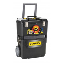 Box na nářadí, pojízdný, 473 x 302 x 627 mm, Stanley, 1-93-968