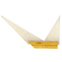 Profesionální dvojitý úhelník, 250 mm, Stanley, 1-46-169