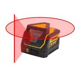 Čárový laser, 360°, s jedním vertikálním paprskem, Dewalt, DW0811