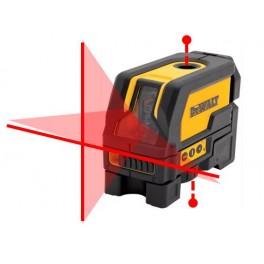 Křížový laser s olovnicí, Dewalt, DW0822