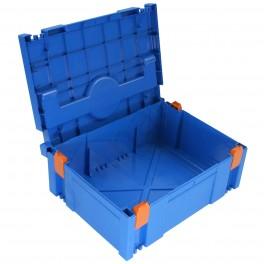 Plastový kufr, Systainer 2, 157,5 x 400 x 300 mm, Narex SYS 2, 778028