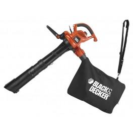 Zahradní vysavač / foukač, 3000 W, nastavitelná rukojeť, Black+Decker, GW3050
