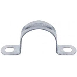 Příchytka na trubky o průměru 10 mm, s dvěmi kotvícími otvory, CM, Friulsider, CM10