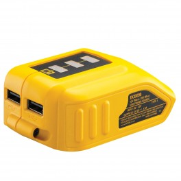 Nabíječka na USB přístroje z akumulátorů XR Li-Ion, 10.8 - 18.0 V, Dewalt, DCB090