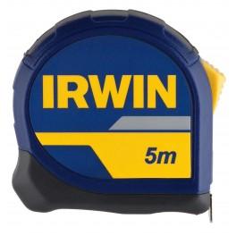 Svinovací metr, Standart, 5 m x 19 mm, blistr, Irwin, 10507785