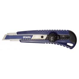 Odlamovací nůž, 18 mm s utahovacím šroubkem, Irwin, 10508135