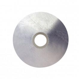 Podložka pod dřevěné konstrukce, DIN 440, zinek bílý, 5 mm, PDK5
