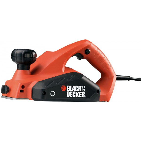 Hoblík, 650 W, 82 mm, Black & Decker, KW712