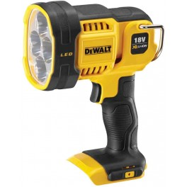Aku LED lampa, 18.0 V, bez akumulátoru, 1000 lm, DeWalt, DCL043