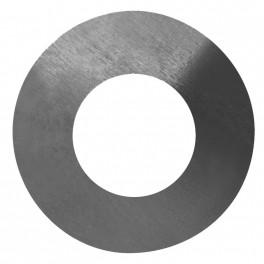 Podložka plochá, DIN125A, 3 mm, bez povrchové úpravy, PPL3BP